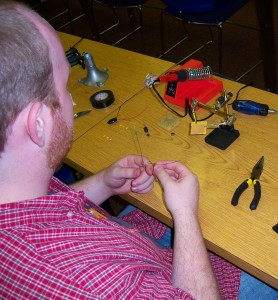 Midsouth Hackerspace Learns to Solder