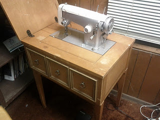 Judith's Sewing Machine Dru Fixed