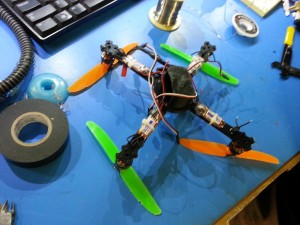 Ben's Second Quadcopter