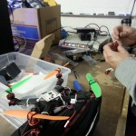 Building the quadcopters
