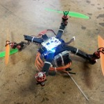 Ben's Quadcopter- We are still learning...