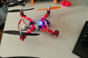Claudio's Second Quadcopter