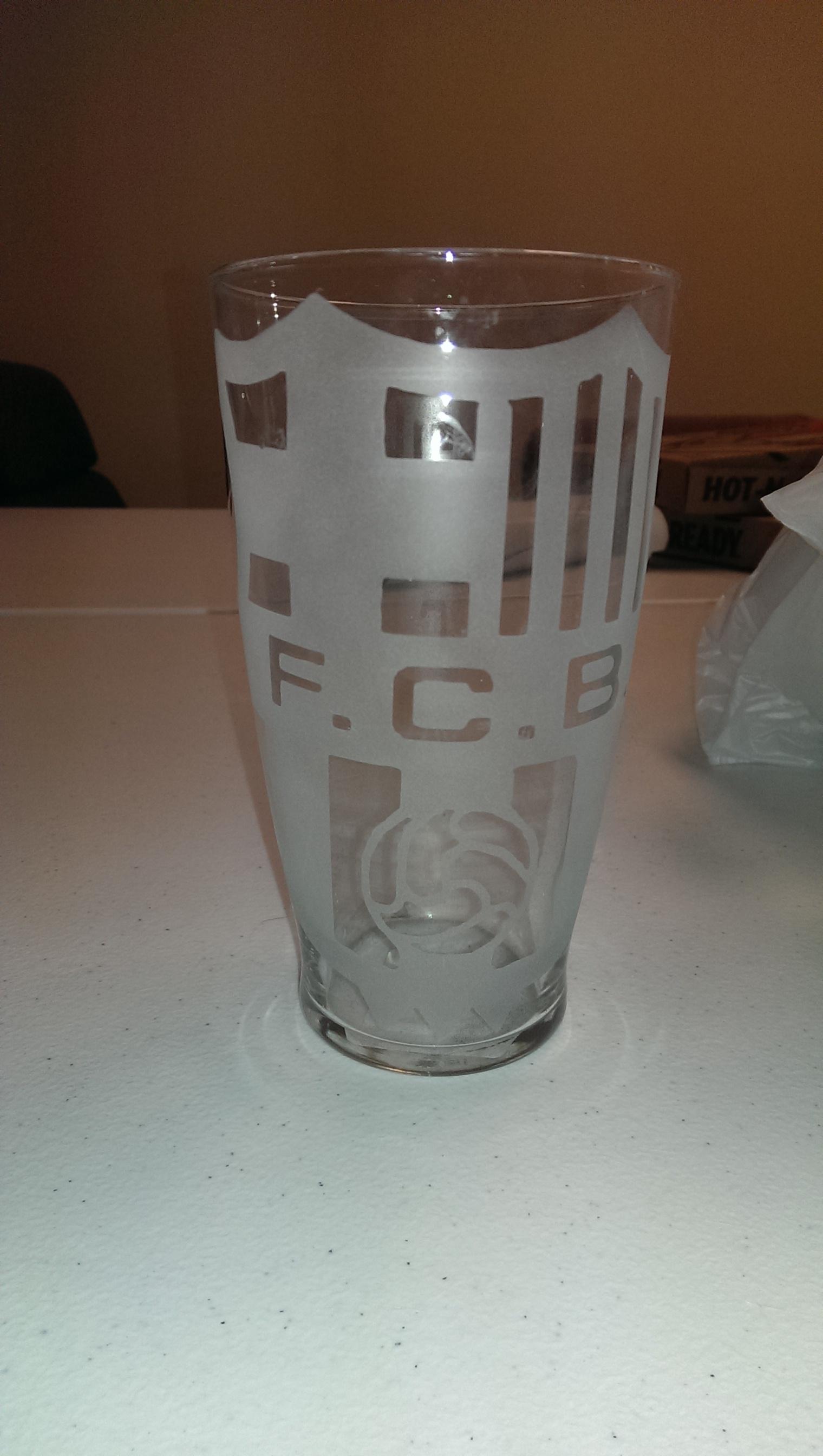 Eric's FCB (Barcelona) Mug